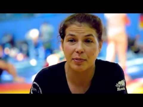 Wrestling Sisters - World Championship Tashkent 2014