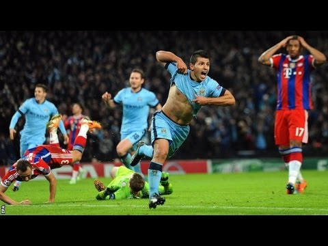 Manchester City vs Bayern Munich 3 2 ~ All Goals & Extended Highlights  CL 25112014