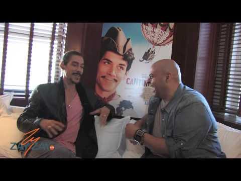 Oscar Jaenada - Cantinflas - ZayZay.Com