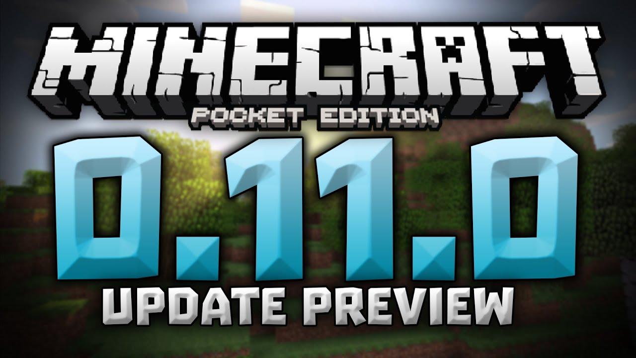 Скачать Minecraft Pocket Edition 0.11.0 бесплатно на ...
