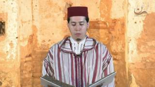 سورة الذاريات برواية ورش عن نافع القارئ الشيخ عبد الكريم الدغوش