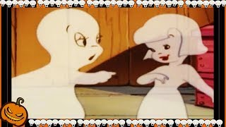 Casper The Friendly Ghost 👻 Ice Scream 👻 Full Episode 👻 Halloween Special 👻