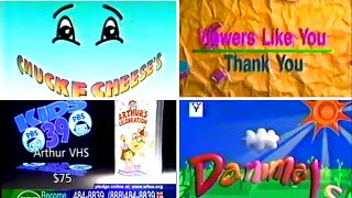 PBS Kids Program Break (2002 WFWA-TV)