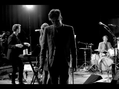 EFTERKLANG - LIVE - FM4 RADIO SESSION - Between The Walls, Black Summer & The Ghost