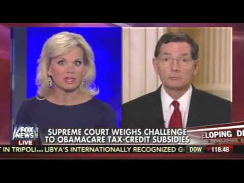 Dr. John Barrasso: Does Obamacare Means What Its Says or Does It Mean What Obama Wishes?