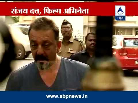 No favour has been granted to me: Sanjay Dutt, on his returning home