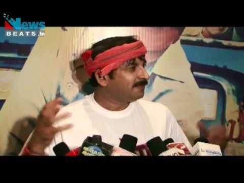 Manoj Tiwari interview for Gang of Wasseypur