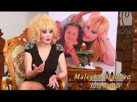 Meleyke Esedova- Tanimadigimiz Tanishliqlar 11