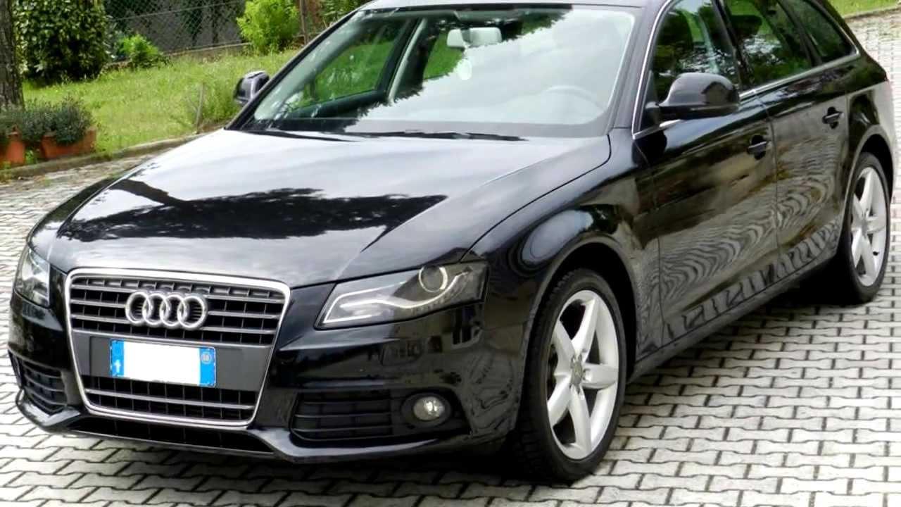 Audi A4 Avant 2.0 TDI 143cv ADVANCED Multitronic FULL AutoDR Marco 329/1550112 Monte San Giusto ...