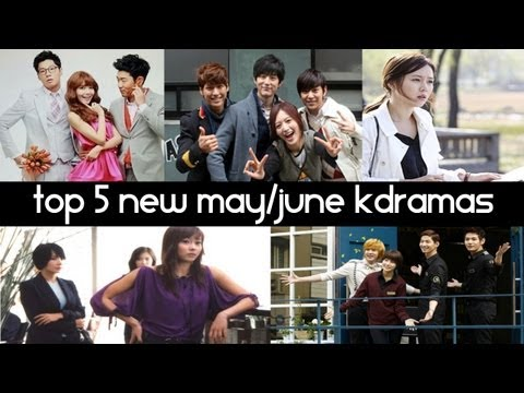 Top 5 New 2013 Korean Dramas [ May / June ] - Top 5 Fridays