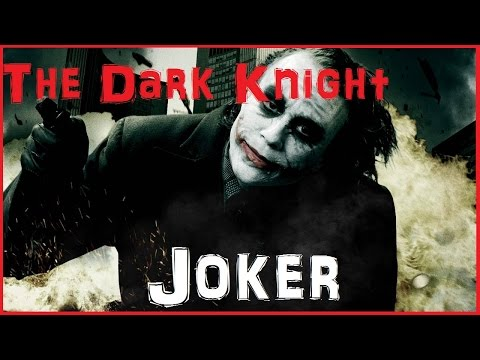 Mmv - The Dark Knight - Joker - Marilyn Manson - Sweet Dreams video