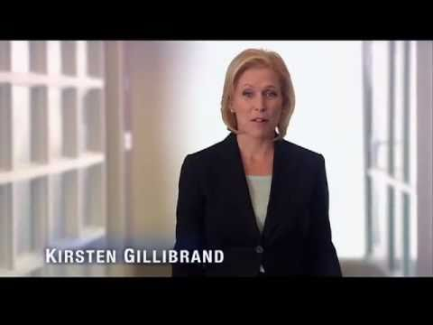 Kirsten Gillibrand Ad: