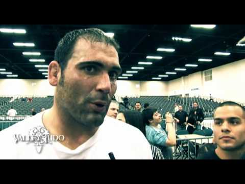 Ricco Rodriguez STFC 10 Post Fight Interview Video