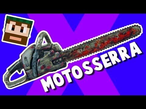 Ep 10. Diários de Minecraft X: Motosserra!