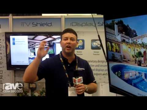 CEDIA 2015: Protective Enclosures Company Unveils the TV Shield Pro, a Complete Outdoor TV Enclosure