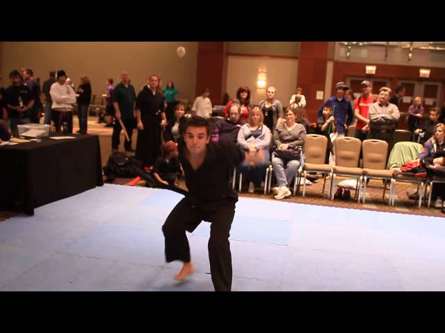 Matt Emig - Musical Form at AKA Grand Nationals 2011