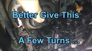 BMW E36 E39 4l30e Transmission Not Shifting DIY Solenoid replacement and Band Adjustment