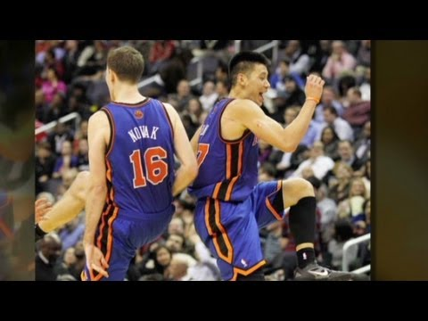 'Linsanity' spreads to China