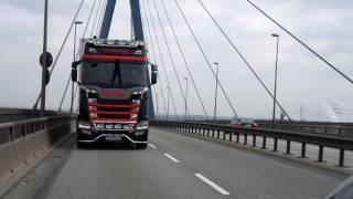 Scania S Highline - Jumbo Truck-Styling