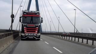 Scania S Highline - Jumbo Truck-Styling