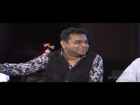 Nawab Movie Team Interview | Mani Ratnam | AR Rahman | Arvind Swamy | ABN Entertainment