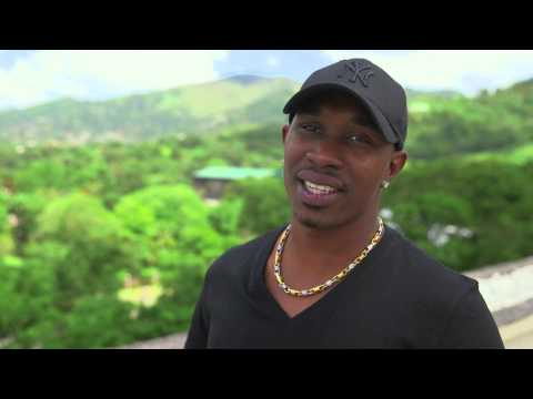 Dwayne Bravo has a message for Trinidad and Tobago Red Steel fans!