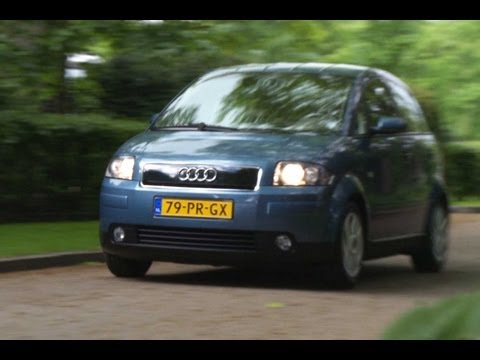 Vakantiekar - Audi A2