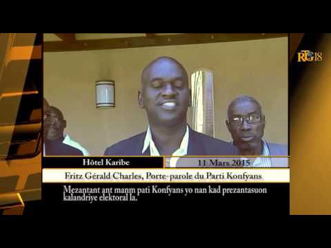 Haïti - Altercation entre Mr. Rudy Hériveaux et Fritz Gérald Charles