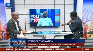 State Of Security: Experts Debate Way Forward |Politics Today|