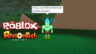 ROBLOX Dragon Ball Online: SSGSS, SSJ4, Legendary SSJ3, Great Ape, and More!