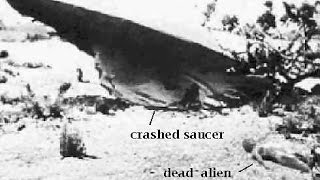 El accidente de Roswell.