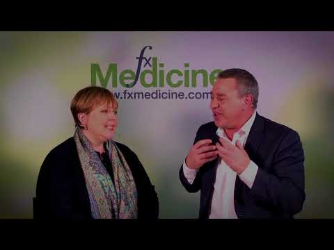 Lara Giddings FX Medicine Interview