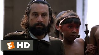 The Mission (1986) - God and the Guarani Scene (6/9) | Movieclips