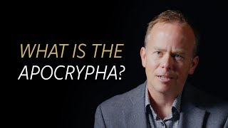 Video: What is the Apocrypha? - Robert Plummer