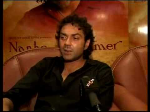 Bobby Deol's transformation