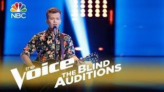 "Download Lagu The Voice 2018 Blind Audition - Britton Buchanan: ""Trouble"" - Reaction Gratis STAFABAND"