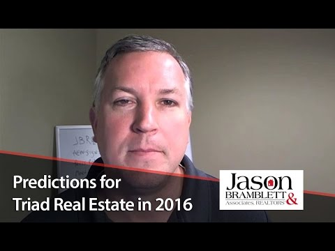 Triad Real Estate Agent: Rising interest rates in 2016