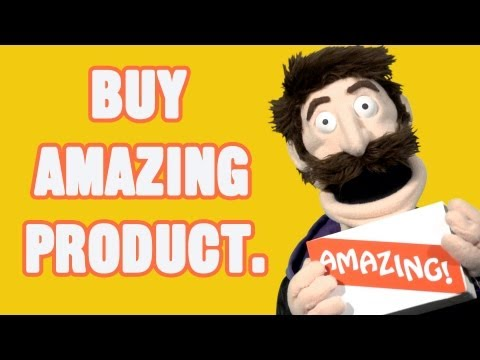 AMAZING PRODUCT INFOMERCIAL!