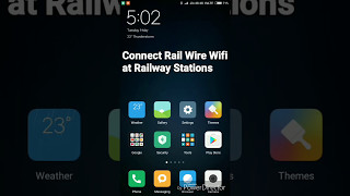 How to Connect Railwire Wifi At Indian Railway Stations