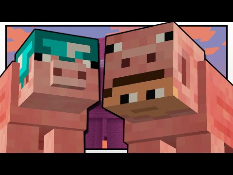 Minecraft | THE MYSTERIOUS PIG MAN!! | Custom Mod Adventure