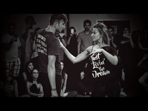 Jakub Jakoubek & Lucia Kubasova - Fifty Shades of Shapes - 2016 NYC Zouk Festival