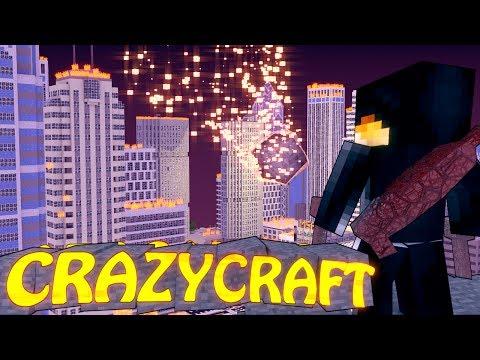 Minecraft | CrazyCraft - OreSpawn Modded Survival Ep 24 -