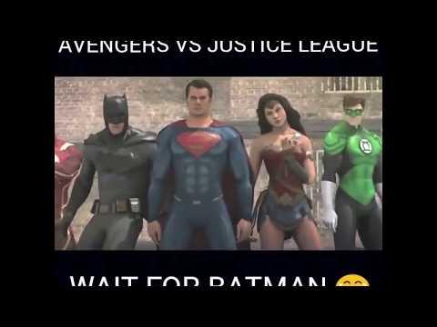 Biệt Đội Siêu Anh Hùng VS Liên Minh Công Lý - AVENGERS VS JUSTICE LEAGUE thumbnail