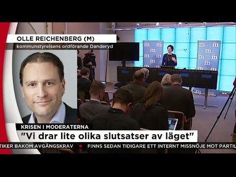 """Moderater vill att Anna Kinberg Batra avgår: """"Vi står och stampar"""" - Nyheterna (TV4)"""