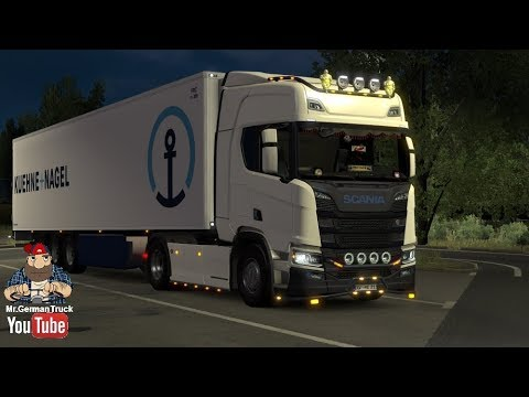 [ETS2 v1.30] Scania S & R New Tuning Accessories (SCS)