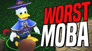 The WORST MOBA Games! - Mythy Mondays