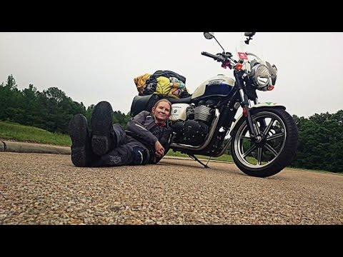 Solo Female Motorcycle Adventure - Riding Across America - Garmin Virb