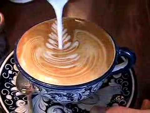 La Colombe latte art