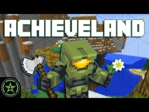 Let's Play Minecraft - Episode 307 - Achieveland