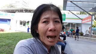 Thăm con anh Hùng bán cua đang gặp bệnh nguy kịch - PhuTha vlog